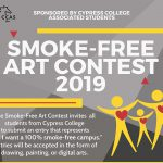 Smoke-Free Art Contest Open to Cypress College Students